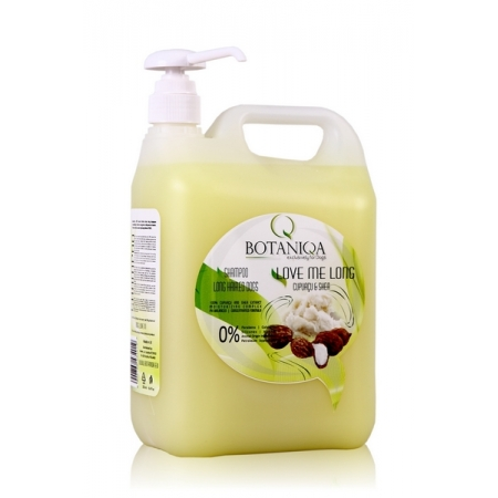 Basic Line Love Me Long Cupuaçu and Shea Shampoo 5L